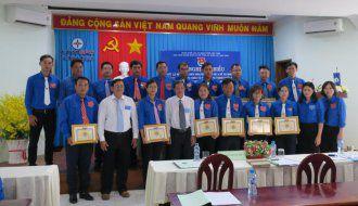 Đoàn Ủy Công Ty Điện Lực Trà Vinh Tổ Chức Hội Nghị Giữa Nhiệm Kỳ 2017-2022