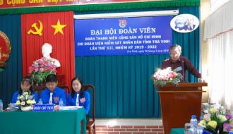 Đại Hội Chi Đoàn Viện KSND Tỉnh Trà Vinh Lần Thứ XI, Nhiệm Kỳ 2017 – 2019