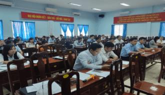 Đoàn khối các cơ quan tổ chức ngày PLVN năm 2019