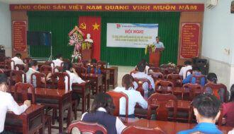 Đoàn khối tổ chức hội nghị tập huấn, tuyên truyền cho cán bộ đoàn, đoàn viên thanh niên Khối các cơ quan và doanh nghiệp tỉnh năm 2020