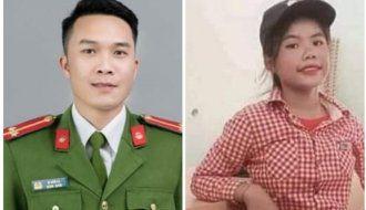 Trung úy công an Nghệ An cứu sống bé gái bị đuối nước