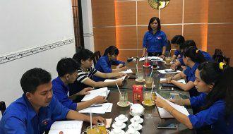 """Nhiều hoạt động đa dạng, phong phú từ đợt sinh hoạt chính trị """"Tuổi trẻ Việt Nam sắt son niềm tin với Đảng"""" của Tuổi trẻ Đoàn khối"""