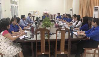Đoàn khối tổ chức Hội nghị học tập, quán triệt về các Chỉ thị, Nghị quyết, chủ trương của Đảng; kết luận, chương trình của Đoàn