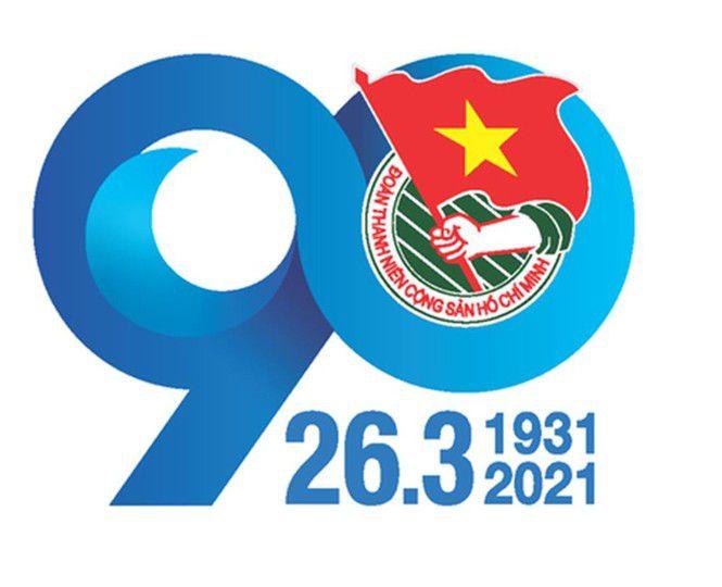 Công bố biểu trưng (logo) tuyên truyền kỷ niệm 90 năm thành lập Đoàn