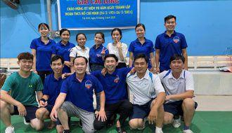 Chi đoàn Sở Lao động – Thương binh và Xã hội tỉnh Trà Vinh tổ chức giải Cầu Lông Chào mừng kỷ niệm 90 năm ngày thành lập Đoàn TNCS Hồ Chí Minh