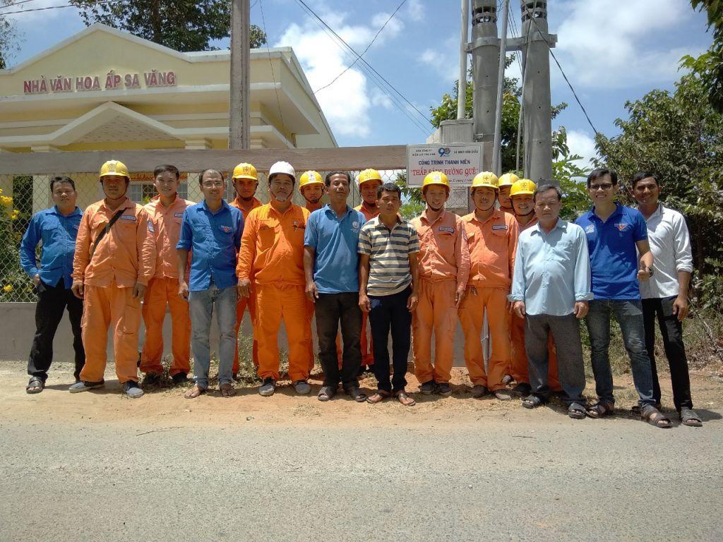 Đoàn Thanh niên Công ty điện lực Trà Vinh với các hoạt động chào mừng Đoàn 90 năm ngày thành lập Đoàn TNCS Hồ Chí Minh (26/3/1931-26/3/2021)