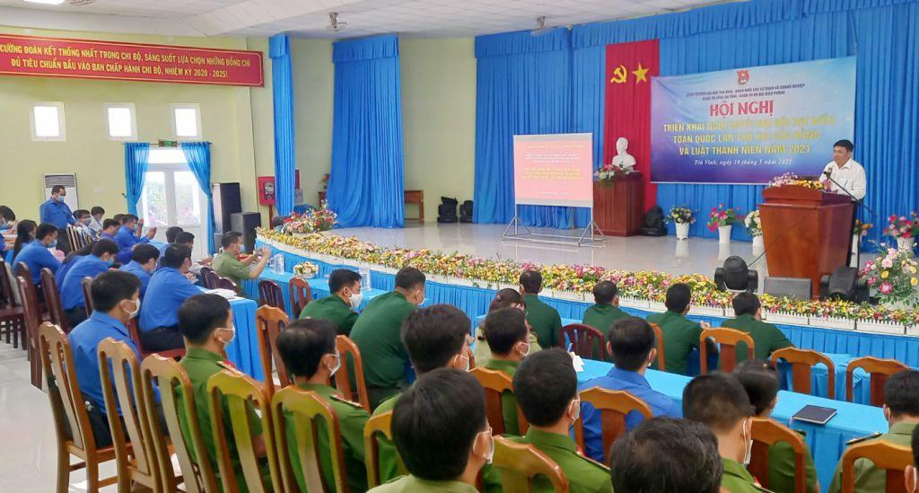 Hội nghị triển khai Nghị quyết Đại hội đại biểu toàn quốc lần thứ XIII của đảng
