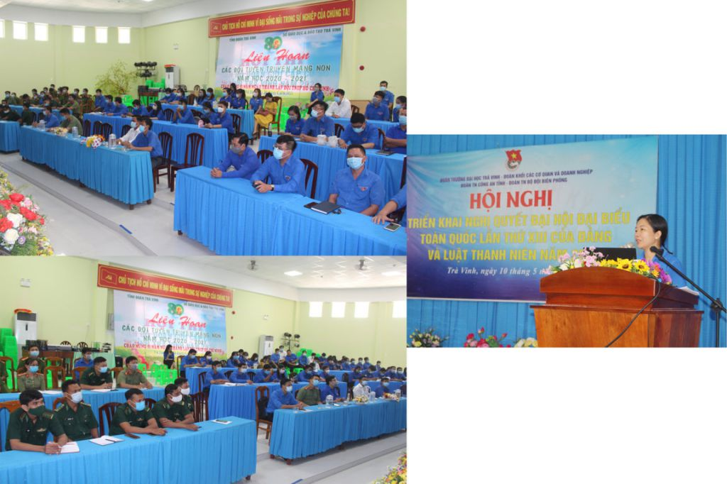 Hội nghị triển khai Luật Thanh niên  (sửa đổi, bổ sung năm 2020)