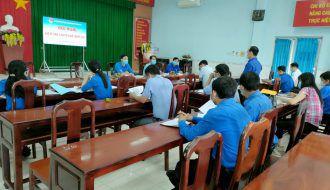 Đoàn khối tổ chức hội nghị kiểm tra chuyên đề năm 2021