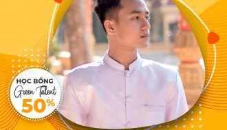 Gương mặt Green Talent 2021 – Chàng trai dân tộc Khmer mê tin học đến từ Trà Vinh