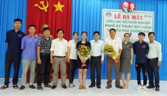 Lễ ra mắt Câu lạc bộ Khởi nghiệp Trường Cao đẳng Nghề Trà Vinh