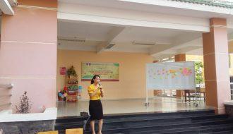 Đoàn Trường Trung học Phổ thông Chuyên Nguyễn Thiện Thành tổ chức hoạt động kỹ năng thực hành xã hội cho học sinh năm học 2020 – 221