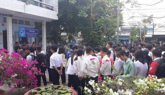 Đoàn trung tâm GDTX – HNDN TP. Trà Vinh tổ chức nhiều hoạt động chào mừng kỷ niệm 90 năm ngày thành lập Đoàn TNCS Hồ Chí Minh