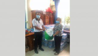 Chi đoàn Vietcombank chi nhánh Trà Vinh chung tay đẩy lùi Covid – 19