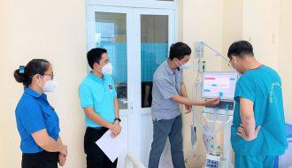 Chi đoàn Agribank chi nhánh Trà Vinh chung tay cùng TP Hồ Chí Minh chống dịch