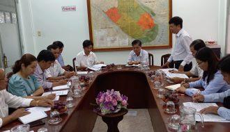 Đoàn khối tham gia giám sát, phản biện xã hội và góp ý xây dựng Đảng, chính quyền năm 2021